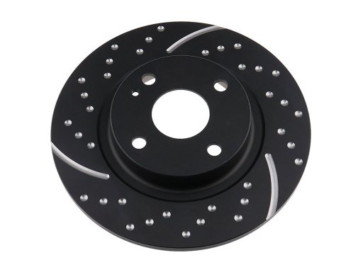 MX-5 Turbo Groove Rear Brake Discs EBC