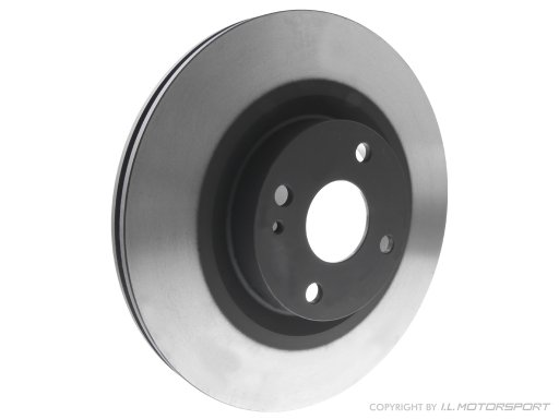 MX-5 Brake Disc Front 280mm Ø
