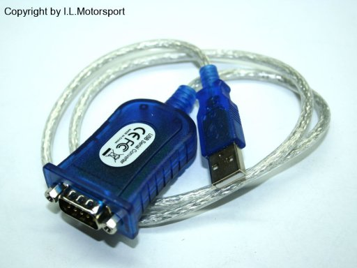 MX-5 USB To Serial Adapter Zeitronix