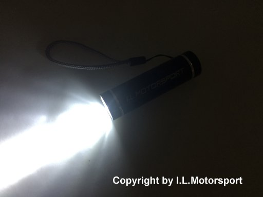 LED Flashlight I.L. Motorsport