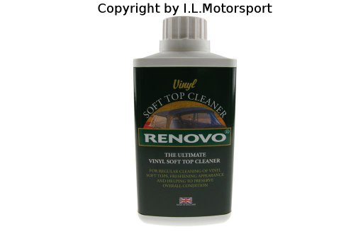 MX-5 Vinyl Hood Cleaner Renovo