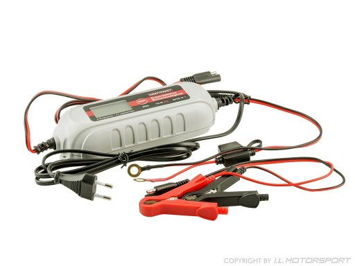 MX-5 Dino Kraftpaket Battery Charger 6/12V-4A