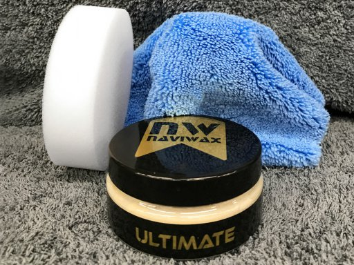 MX-5 Naviwax 50gr Box With Sponge & Towel