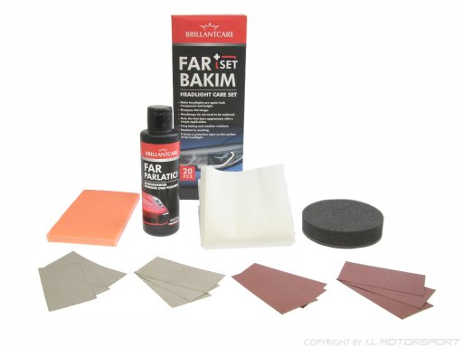 MX-5 Headlight Care Kit