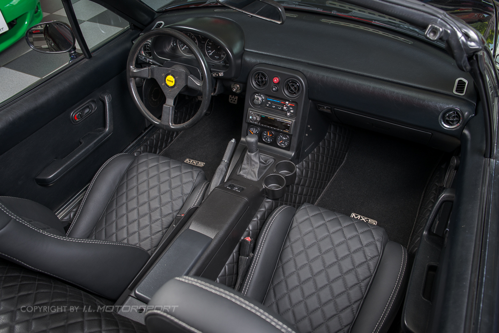 miata quilted seat covers