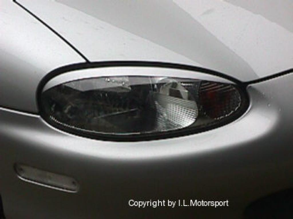 Mx 5 Headlamp Eyebrows Eyelids
