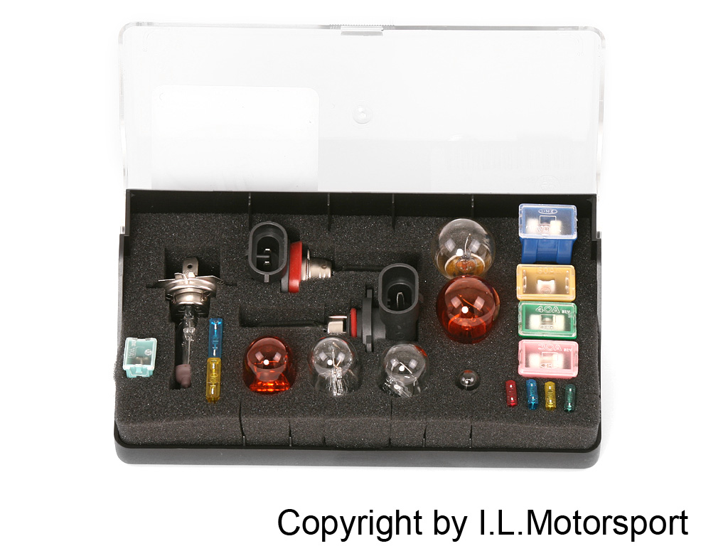 NB3-7051999 - MX-5 Replacement Bulb & Fuse Box with HB3 & H7