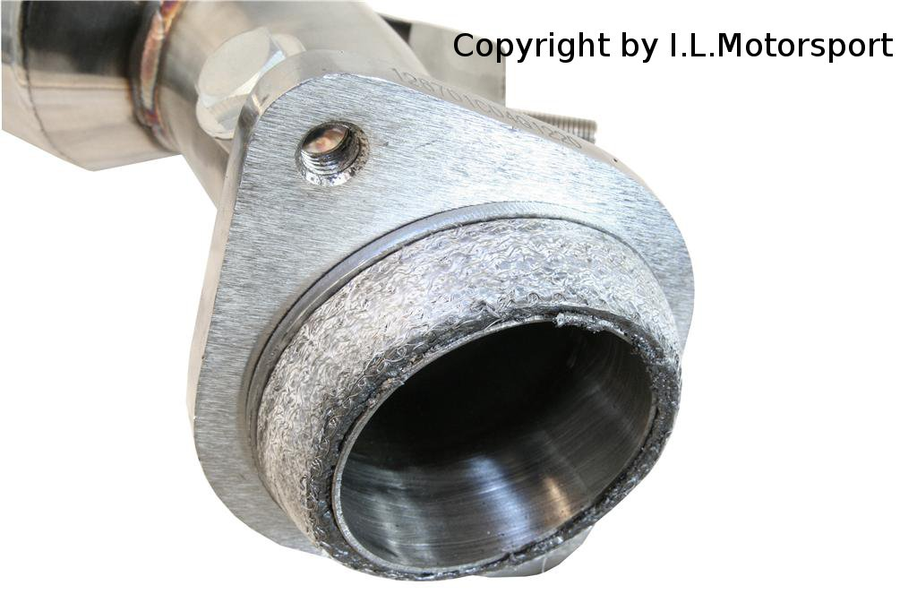 NC0-0354 - MX-5 Header Stainless 4-1 with Catalytic Converter I.L.Motorsport - 6