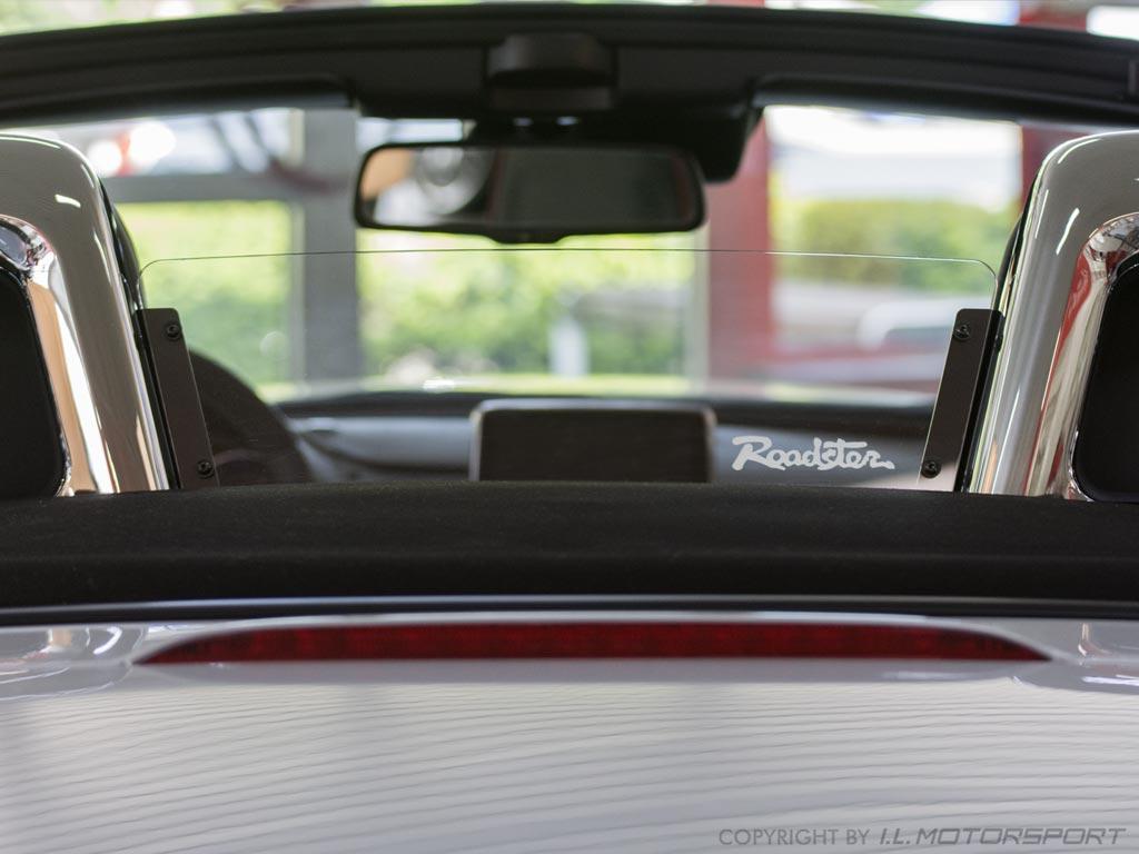 Mx 5 Wind Deflector Clear I L Motorsport