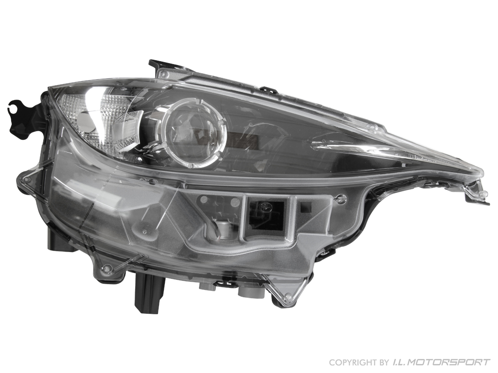 Mx 5 Led Headlamp Right Adaptive Front Lighting System For Automobiles
